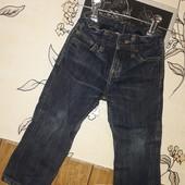 ☆Стильные джинсы Denim !1-2года.Утяжка в поясе.