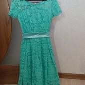 Гипюровое очень красивое платье
