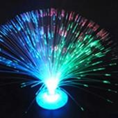 Светодиодный светильник с оптоволокном 30см