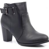 Женские деми ботинки Plato низкая цена!!!JR326