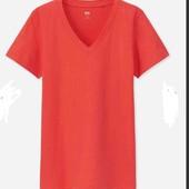 Котоновая футболка Esmara evro S 36 /38+6 замеры