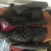 Суперкласная Весенняя курточка на 7-9 лет