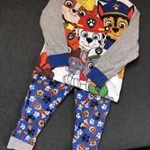 Сборная пижама для мальчика Щенячий патруль