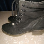 Симпатичные женские осенние ботинки на флисе!!!