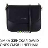 David Jones, оригинал, премиум качество, новая, черная.