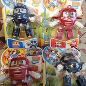 Роботы-Поезда трансформеры