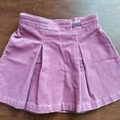 красивая юбка с блестками на 5-6 лет