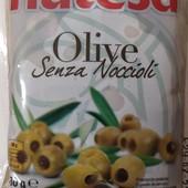 Вкуснющие оливки зеленые без косточки, 180 грамм. Испания.