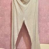 домашний штаны для беременных, котон