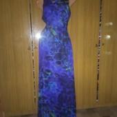 Нарядное / вечернее шифоновое платье M&Co