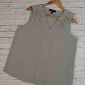 Лёгкая блуза без рукавов