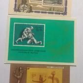 Календарики СССР 6 шт Покупайте марки 1978-81