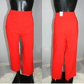 Качество! Стильные брючки/капри от итальянского бренда Venezia Jeans, р. 22+
