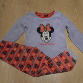 Флисовая пижама Disney состояние очень хороше