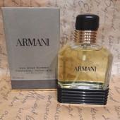 Armani pour homme 100 ml