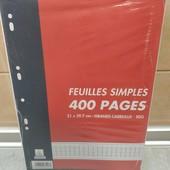 Lidl Германия, набор бумаги для бухгалтерской книги, 400 листов , А4