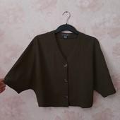 Красивая блуза оверсайз с пуговками , хаки ! УП скидка 10%