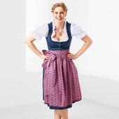 ☘ Баварський традиційний костюм, повний комплект, Tchibo (Німеччина), рр. наші: 44-46 (40 євро)