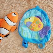 Детский рюкзак и рыбка Немо