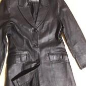 Кожаный пиджак - распродажа