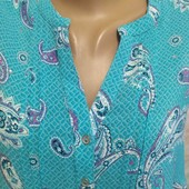 Лёгкая удлинённая блузочка