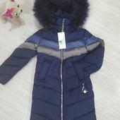"""♥ стильная- модная- зимняя куртка """"адель"""" - 44 р (158-164)♥"""