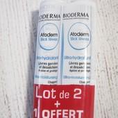 Бальзам для губ Bioderma 2 шт