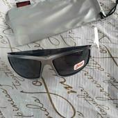 Круті сонцезахисні окуляри з чохлом! 1 лот- 1 комплект на вибір