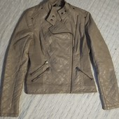 Куртка косуха.Эко кожа. Р. 42-44
