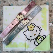 2 ремня и косынка Hello Kitty