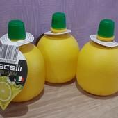 Оригинал!!Италия!Концентрированный лимонный сок 200 мл (Италия).