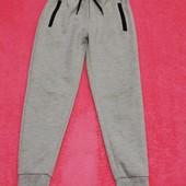 Теплі спортивні штани джогери на байці на 7-8 років в ідеалі Дивіться інші мої лоти