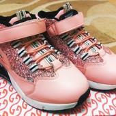 Стильные кроссовки для девочки 30 р - 19 см