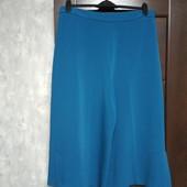 Фирменные новые красивые брюки-кюлоты р.16-18