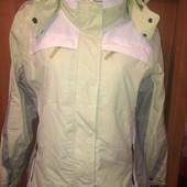 куртка, термо ветровка, внутри сетка, p. L, Human Nature.. состояние отличное
