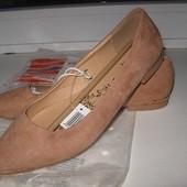 Балетки туфли Esmara сток из Германии размеры 36,37,38,39,40,41