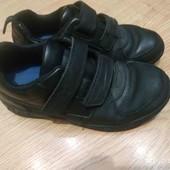 Clarks туфли кожаные 29 размер