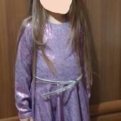 Праздничное платья. Пояс в комплекте. Смотрите замеры!