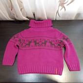Фирменный и очень крутой свитер. Наш любимый