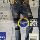 ФФ137.Отличные джинсы от Esmara