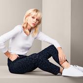 Стильные стрейчевые брюки от Tchibo (германия) размер 42 евро, на наш 48/50