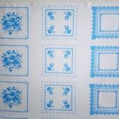 Ткань для платочков, 100% хлопок. Цена за 1 купон, в купоне 3 разных платочка