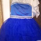 Выпускное платье очень красивое