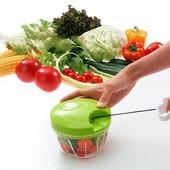 Ручной кухонный измельчитель multifunctional high speedy chopper   овощерезка   блендер шинковка