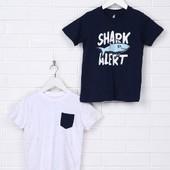 Lupilu набор 2 футболки 98-104