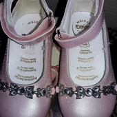 Милые туфельки для девочки. Р 20