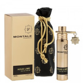 Унисекс мини-парфюм с феромонами Montale Aoud Lime,20 мл