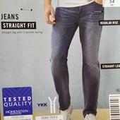 """Стильные легкие джинсы """"straight fit"""" Livergy Германия размер 54 (38/34)"""
