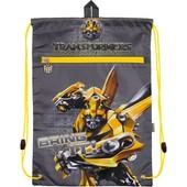 Сумка для обуви с карманом Kite Transformers TF18-601M-3