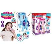Интерактивная Пони My Little pony поющая с микрофоном